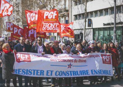 22 Mars 2018 – Manifestation Fonction Publique