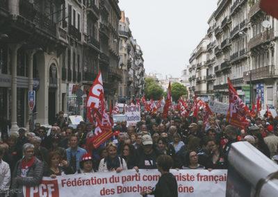 Manifestation 14.04 Marseille (91)