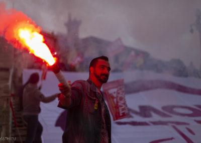 Manifestation 22 Mai 2018 – Marseille